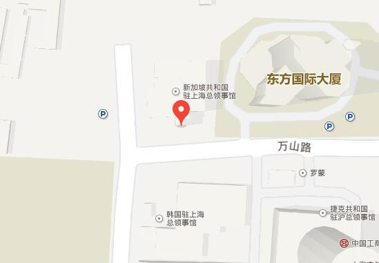 新加坡驻上海总领事馆