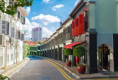 新加坡签证多久出签?